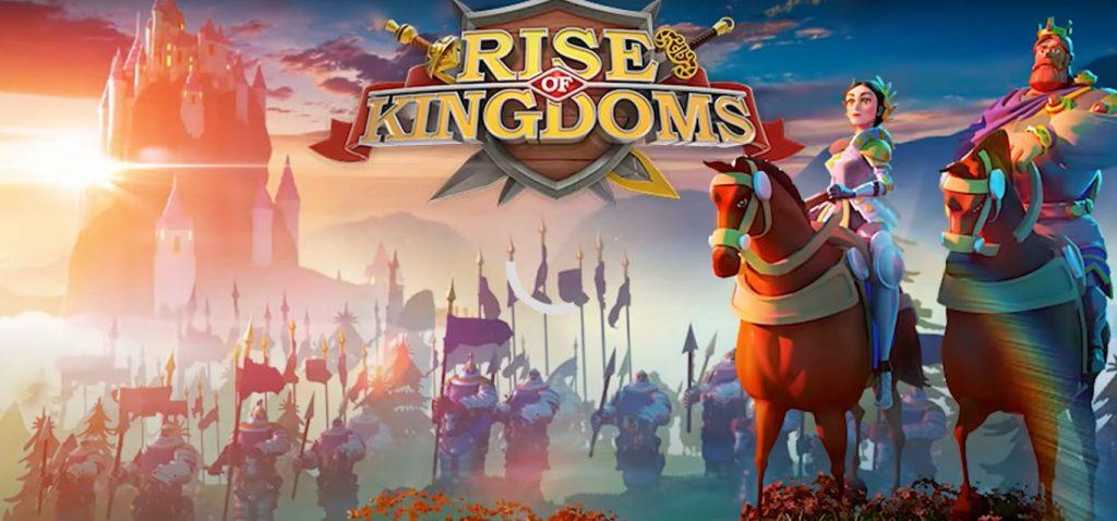 Rise of Kingdoms dd