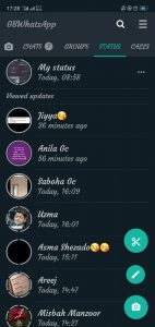 GB WhatsApp Pro Apk Free Download with Hide Blue Ticks, Make Group, Change Theme 7