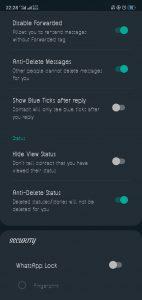 GB WhatsApp Pro Apk Free Download with Hide Blue Ticks, Make Group, Change Theme 2