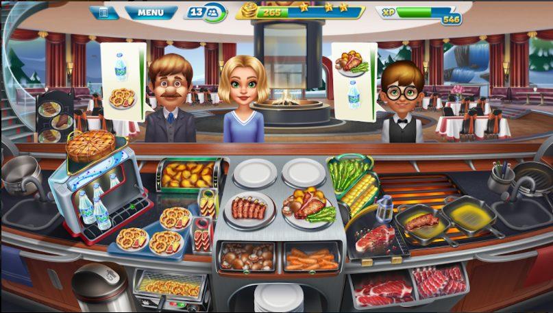 cooking mod apk aa