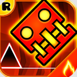 Geometry Dash Meltdown mod apk featured image
