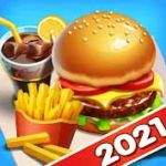 Cooking city mod apk featured image